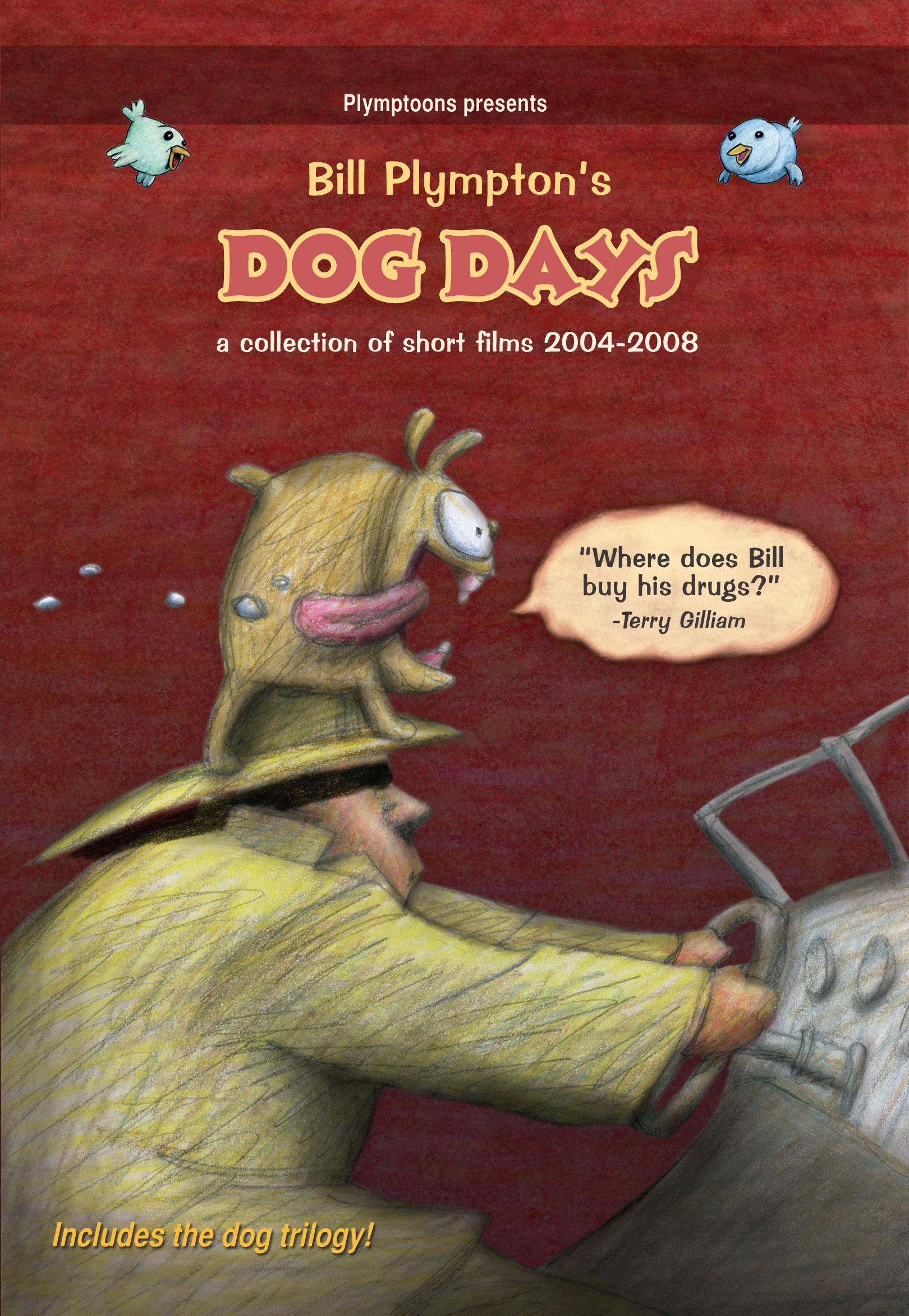 Guard dog & guide dog: two animated shorts by bill plympton.